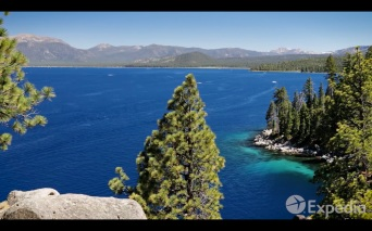 Photo from Expedia Tahoe Video